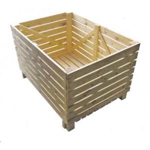 Контейнер деревянный овощной
